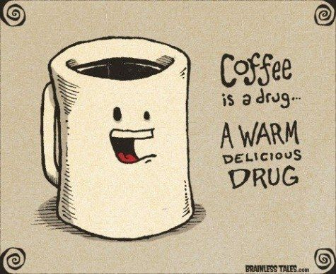 Funny Coffee Quotes | Coffee humor, Coffee quotes, Coffee love