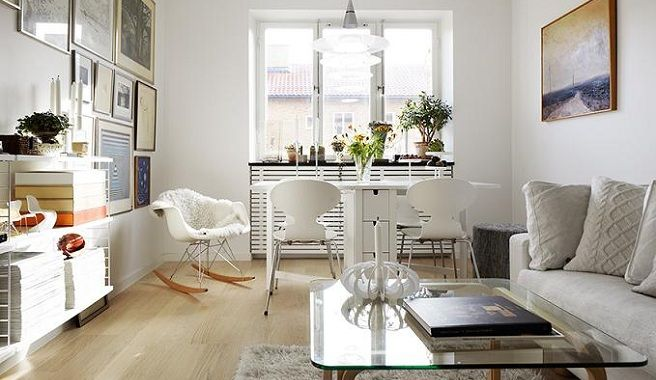 Dise o pisos muy peque os ideas decoraci n pisos for Diseno decoracion espacios