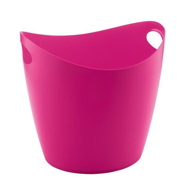 Koziol Bottichelli Wasmand.Koziol Bottichelli Wasmand Xl Pink Badkamer Wash Tubs