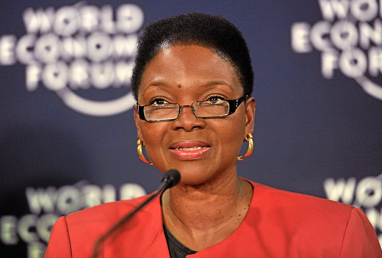 Baroness Amos, the director of SOAS University of London