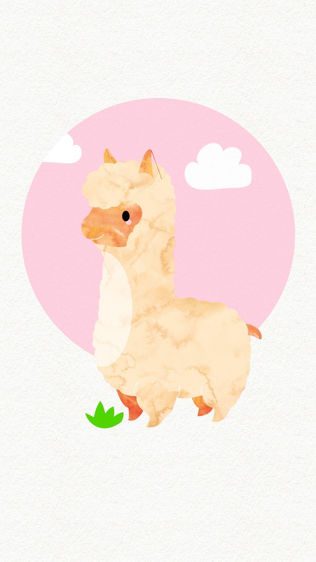 Photo of Für die Liebe der Lamas! 10 Cutesy Llama iPhone Hintergrundbilder 60306082497931090