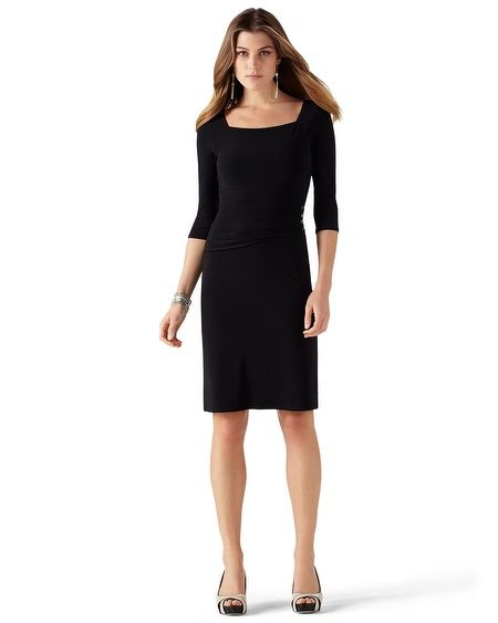 Little Black Dress From White House Black Market Ms Fashion