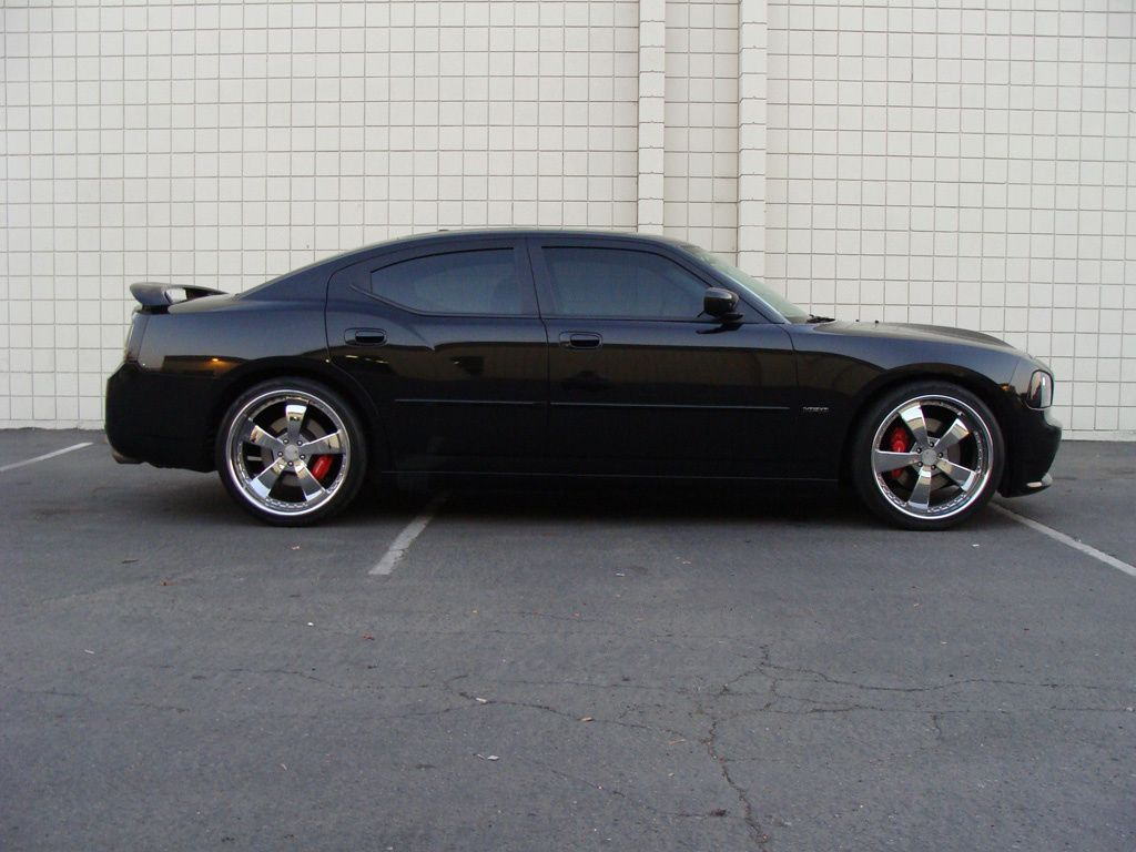 2008 Charger Rt >> 2008 Dodge Charger Exterior Pictures Cargurus Charger