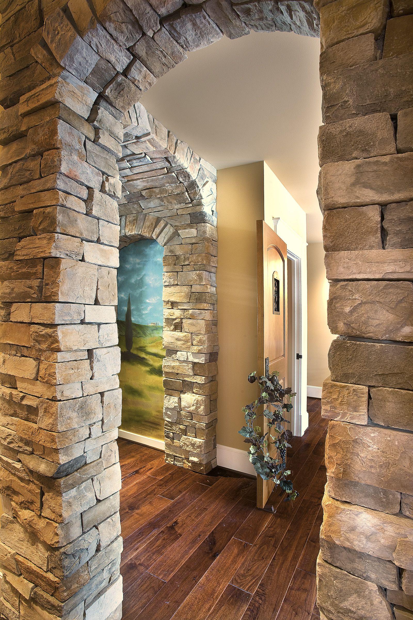 Country Ledgestone Aspen Interior Design Walls Stone Residential