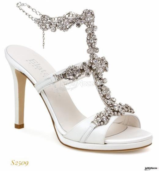 Da Elata Heels Embellished Sposa GioielliA Scarpa Con Shoes mnyN0wOv8