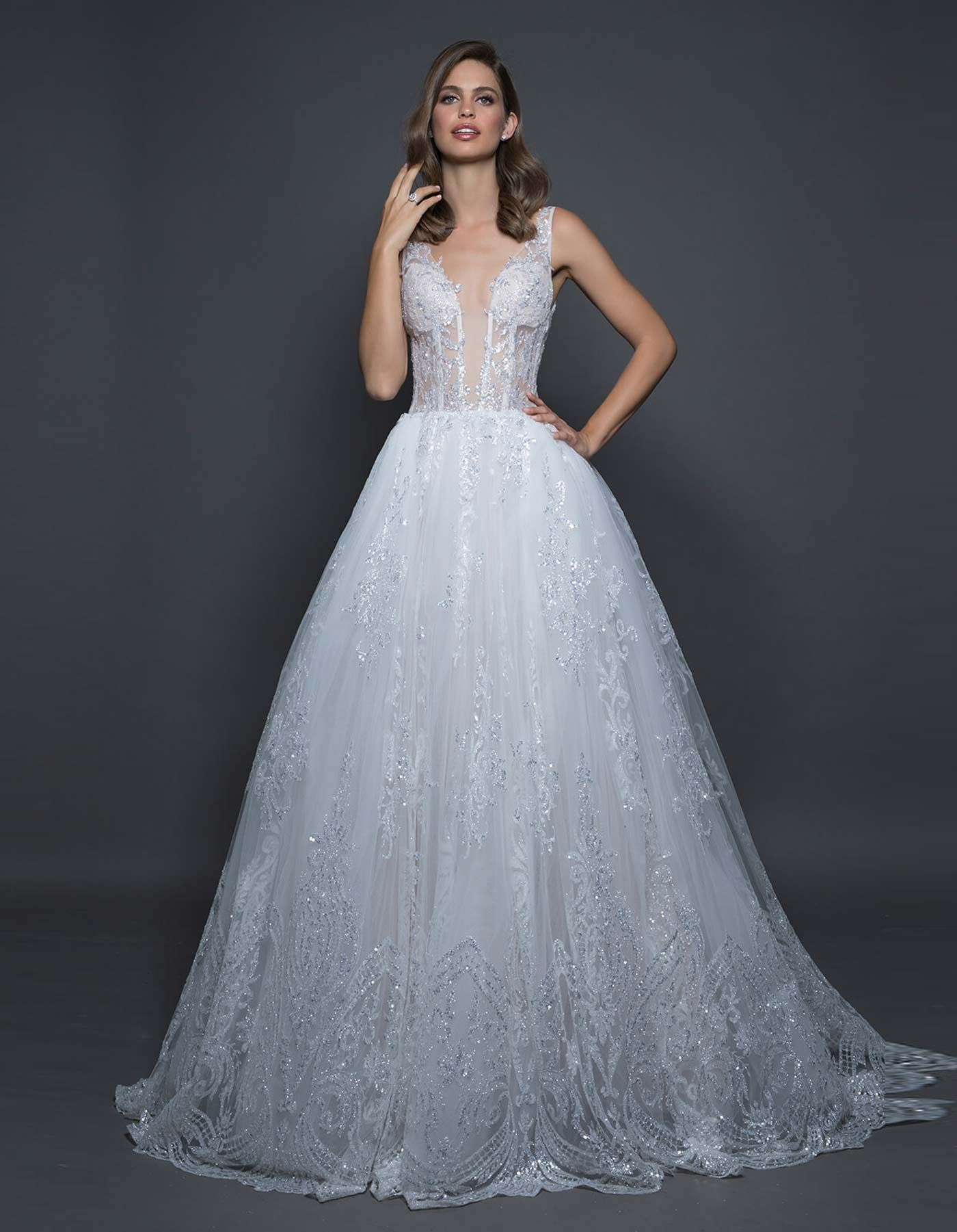14603 by Pnina Tornai This dress could be a collector\'s item. The ...