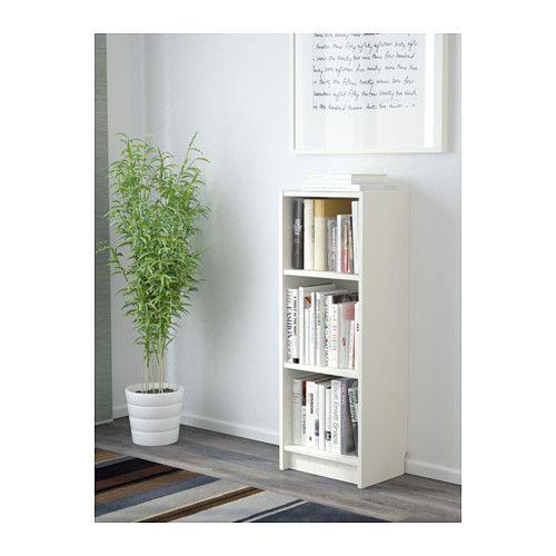 BILLY Boekenkast - wit - IKEA | Live. | Pinterest - Ikea