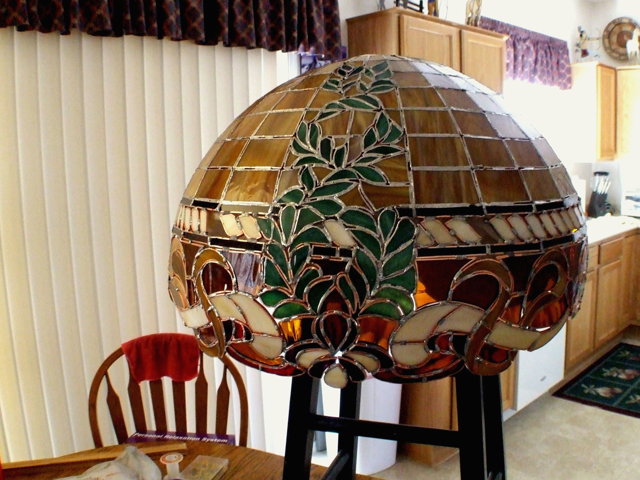 Lamps Creative Stained Gl Lamp Shade Repair Wonderful Decoration Ideas Luxury And Interior Design
