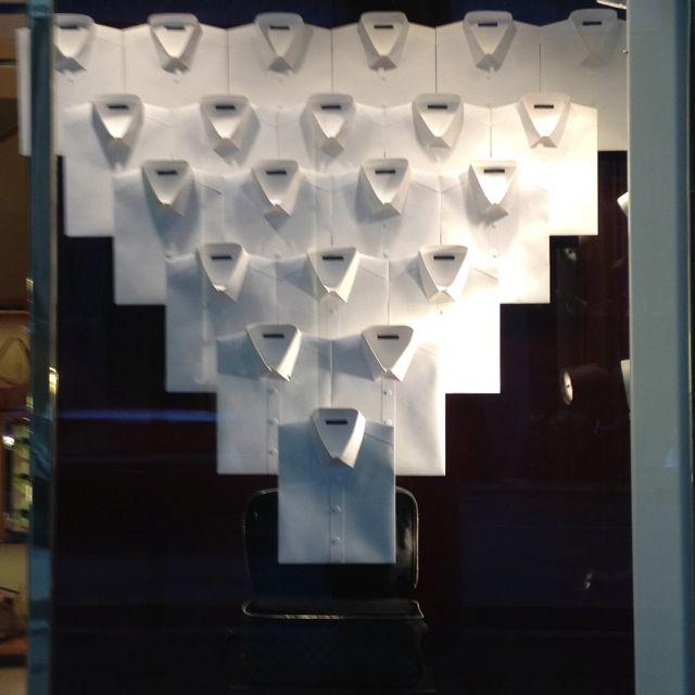 Louis vuitton window. For men