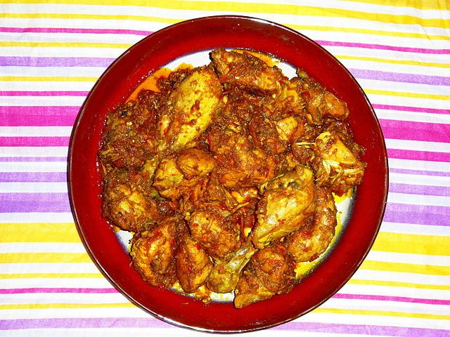 Cuisine of karachi bhuna murgh punjabi recipes cuisine of karachi bhuna murgh forumfinder Gallery
