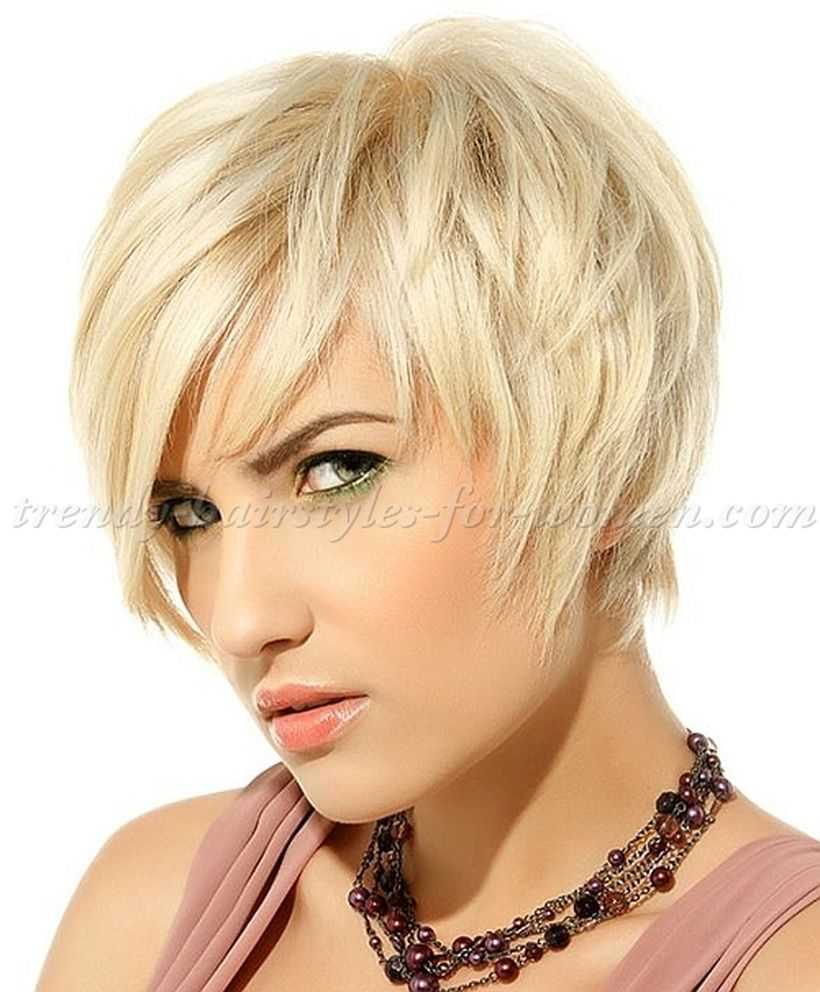 Funky short pixie haircut with long bangs ideas hairstyles