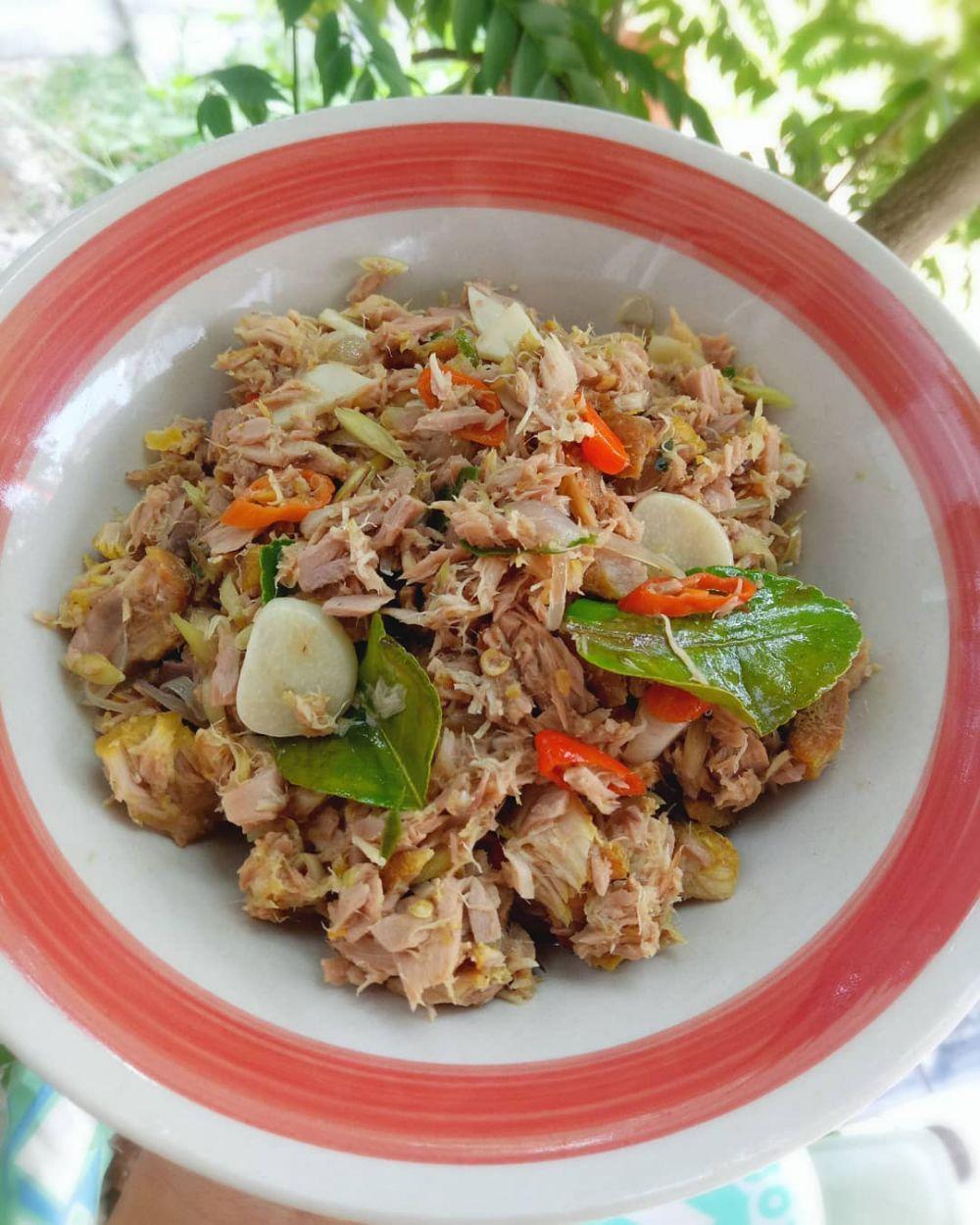 Resep Olahan Ikan Tuna C 2020 Brilio Net Makanan Resep Ikan