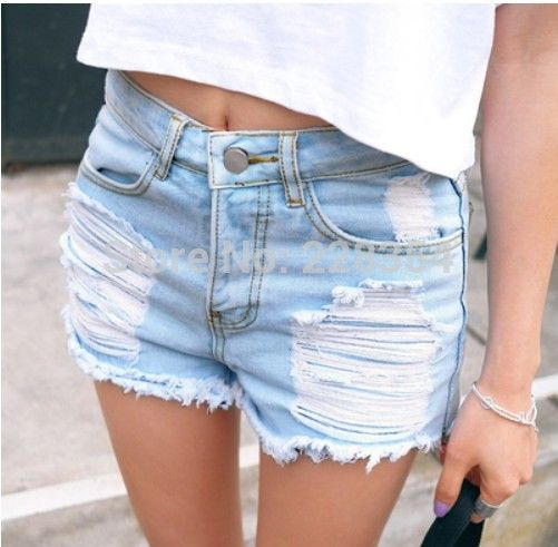 SHORTS JEANS CLARO 3D | denim | Pinterest | Shorts, Bermuda shorts ...