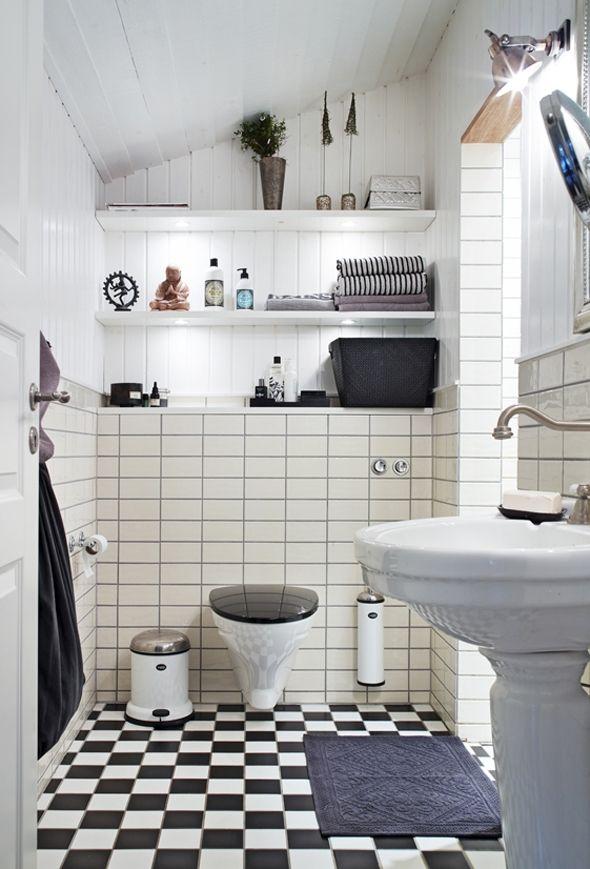 Find mere inspiration til indretning af dit badeværelse på madogbolig.dk