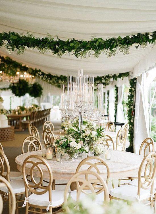 Décoration de centres de tables de mariage : nos plus belles inspirations