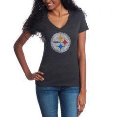 Pittsburgh Steelers Women s Dream of Diamonds T-Shirt  b15dc91e2