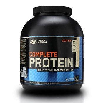 7fc1c64ae Complete Protein è la nuova formula proteica studiata dalla Optimum  Nutrition a base di una miscela