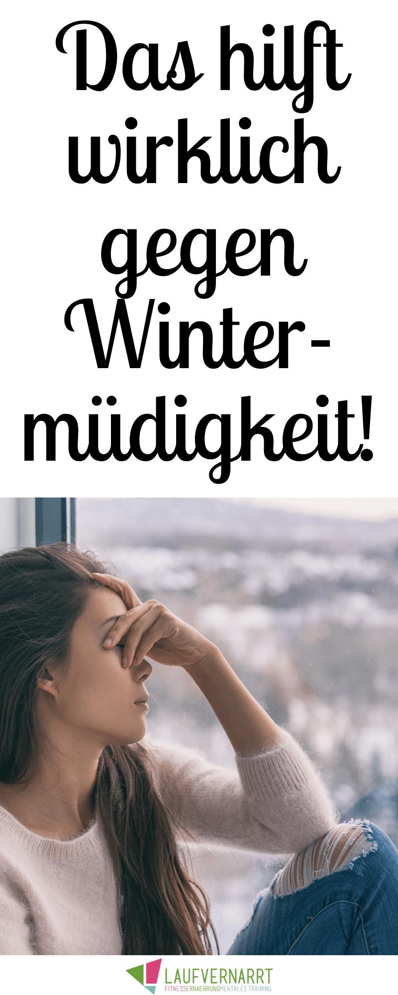Photo of Schluss mit Wintermüdigkeit – 5 Tipps für mehr Energie in der dunklen Jahreszeit – Laufvernarrt