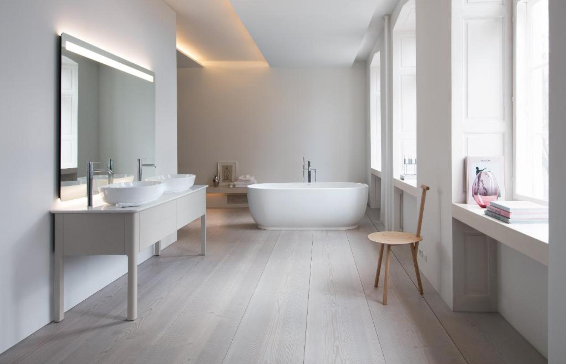 Fall In Luv With Duravit Modern Luxury Bathroom Bathroom Furniture Design Ikea Bathroom Accessories