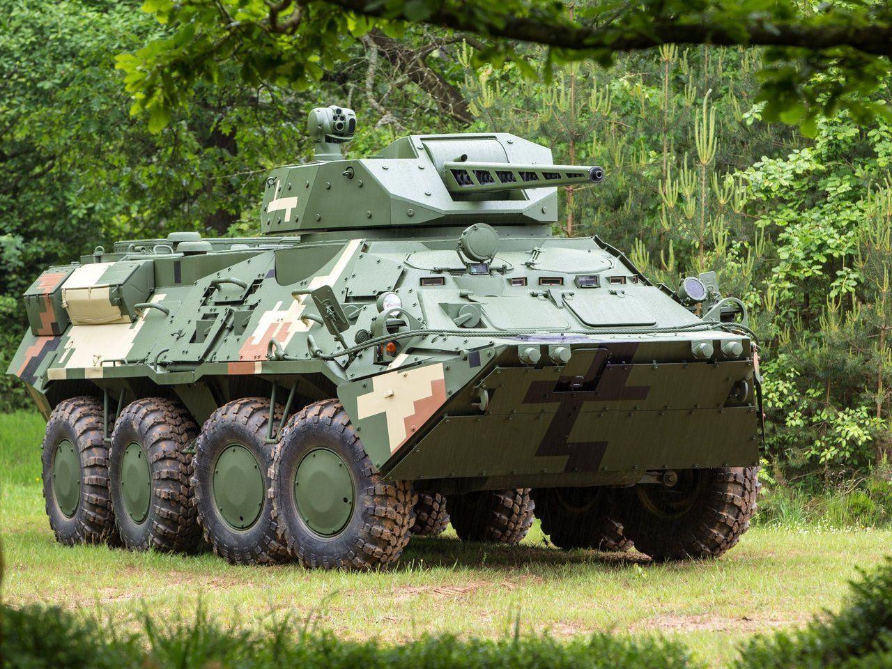 BTR-3 Charkowska Fabryka Parow...