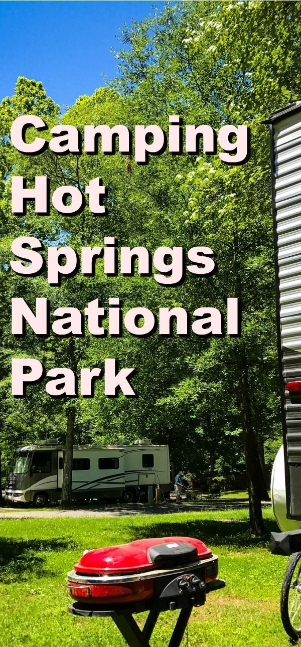 Gulpha Gorge Campground, Hot Springs, Arkansas (With ...