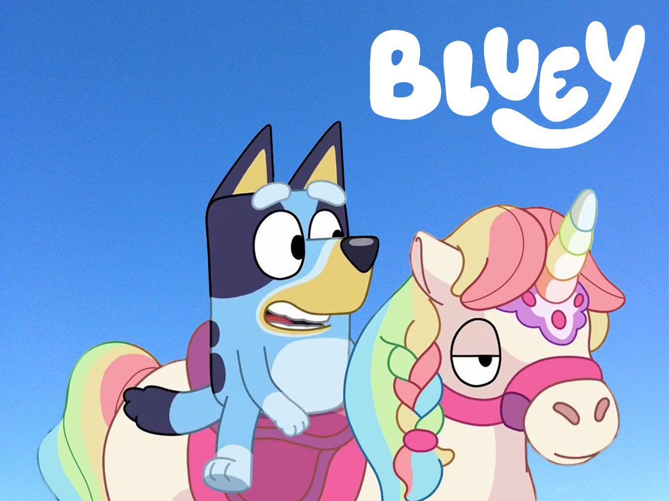 Bluey With Images