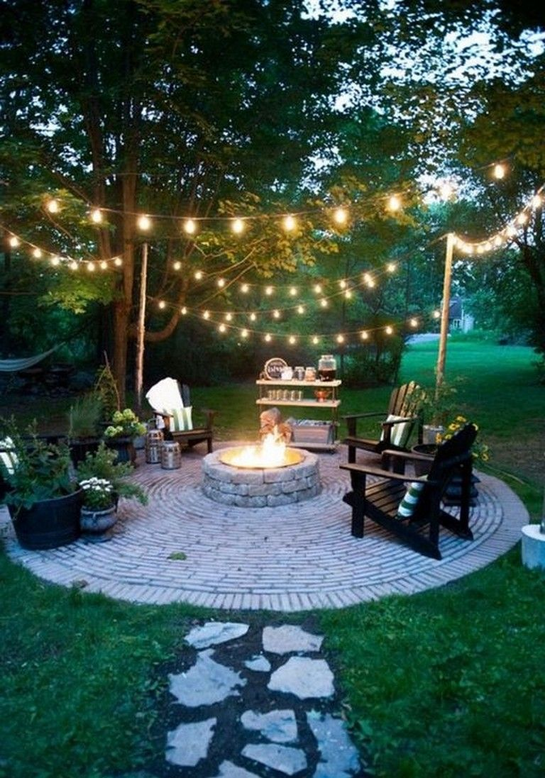 37 Beautiful Outdoor Patio Design Ideas Backyard Backyard Patio