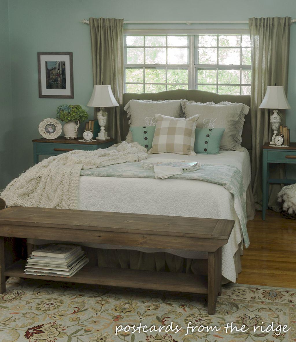 Master bedroom ideas  Adorable  Rustic Farmhouse Style Master Bedroom Ideas