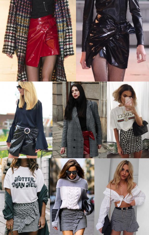 A Volta Da Saia Dos Anos 80 Preparadas Roupas Da Moda
