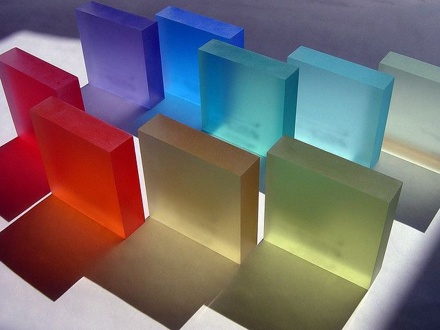 Consider Translucent Counter Top Material To Deliver High Style And Visual  Interest.