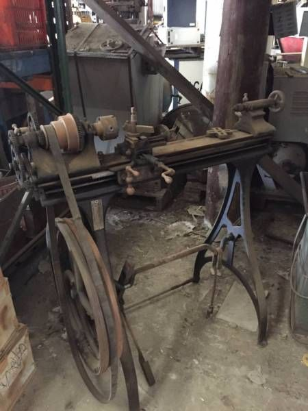 lathe antique 1820 | Miscellaneous Goods | Gumtree Australia Greater Dandenong - Dandenong South | 1104756390