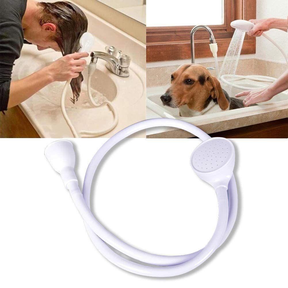 Osopola Pet Shower Sprayer Head Pet Bath Portable Handheld