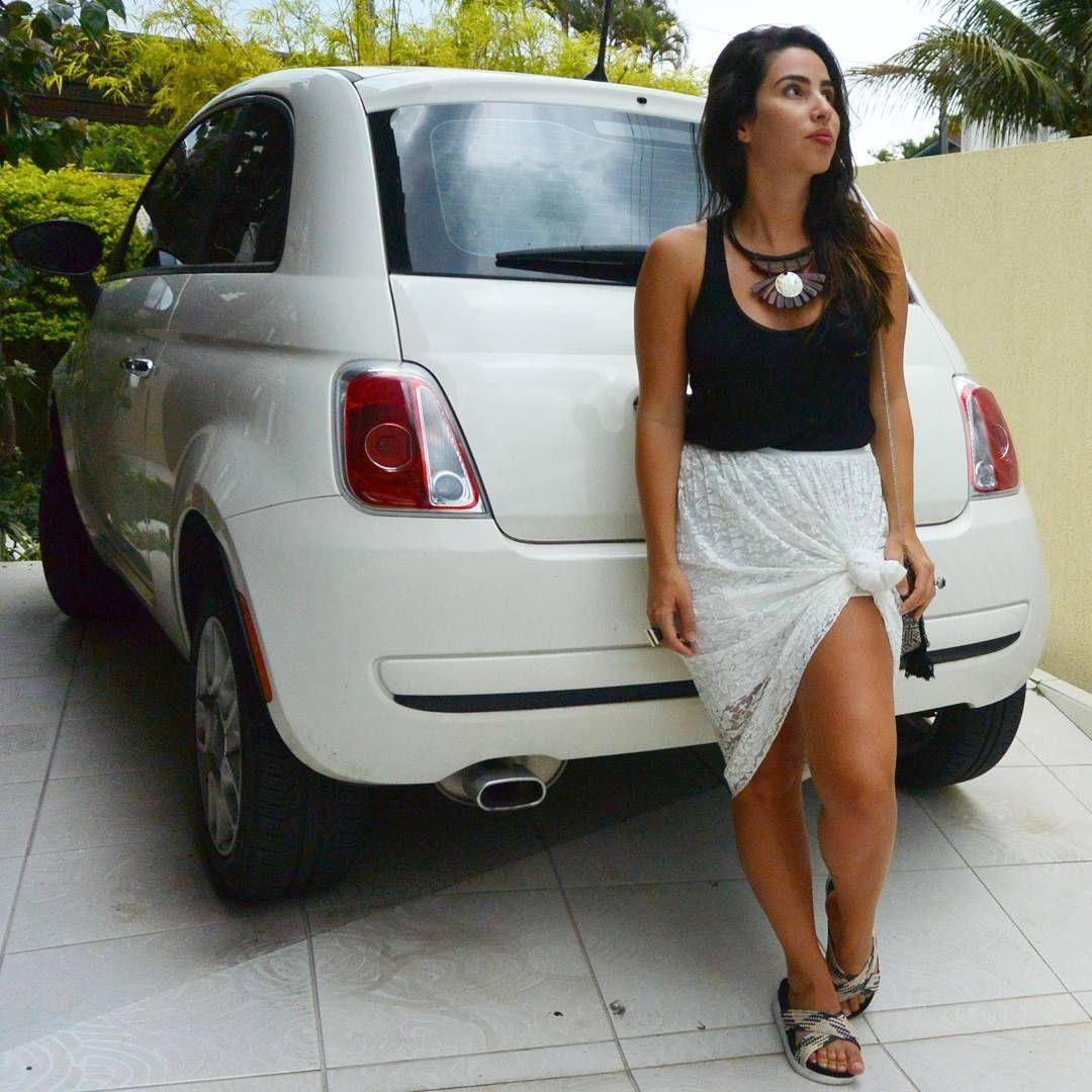 Aqui estou eu em mais um look do dia. #lookdodia #style #fashion #blogdemoda #ootd #moda #fashionblogger #love #cute