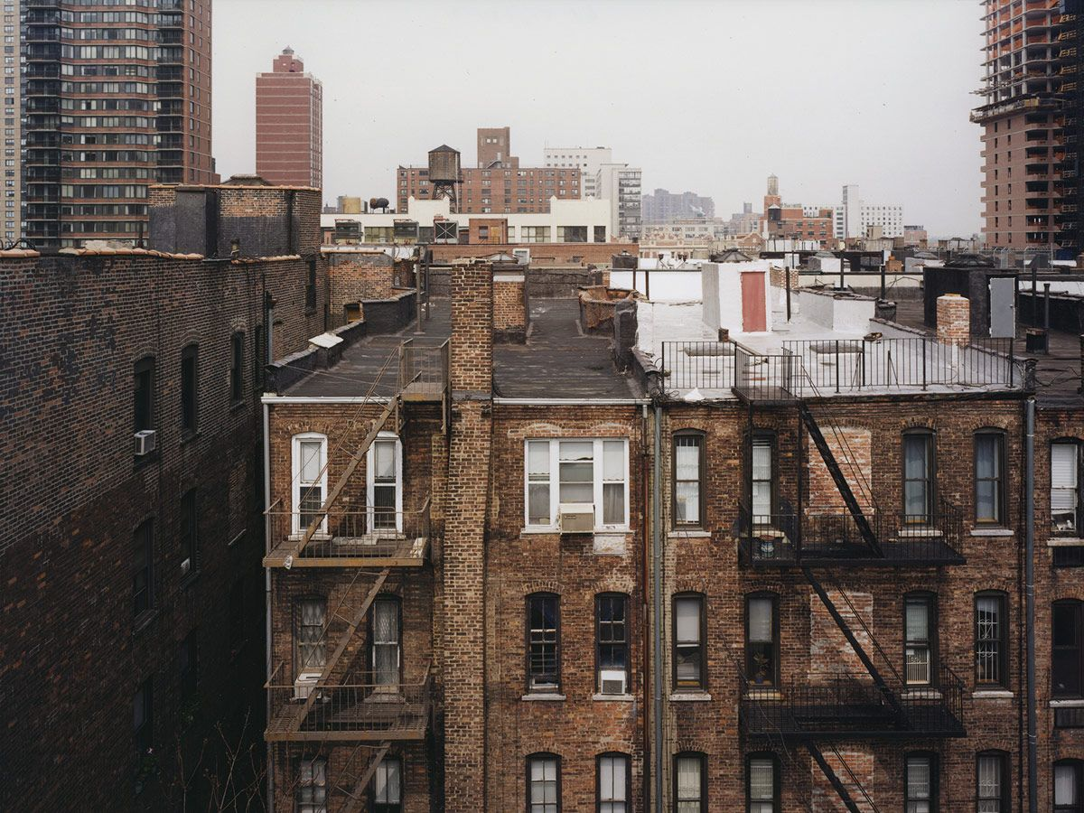 New York Apartment View