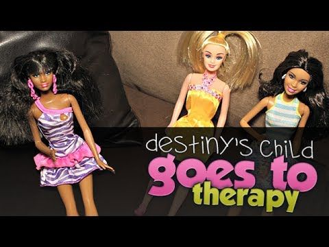 108. Destiny's Child Goes To Therapy (this is so wrong) #funny #lol #video