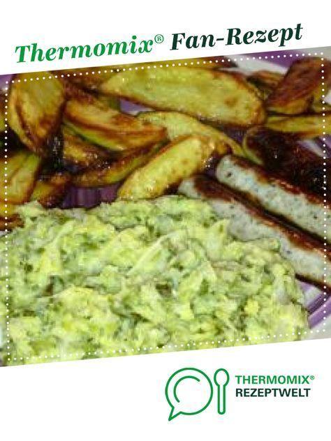 Photo of Cream savoy cabbage ~ optional with rosemary potato wedges