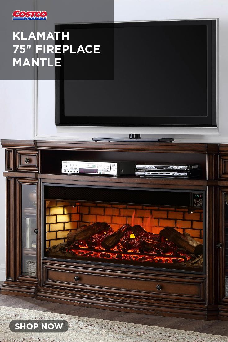 Klamath 75 Fireplace Mantle Fireplace Mantle Fireplace Mantle