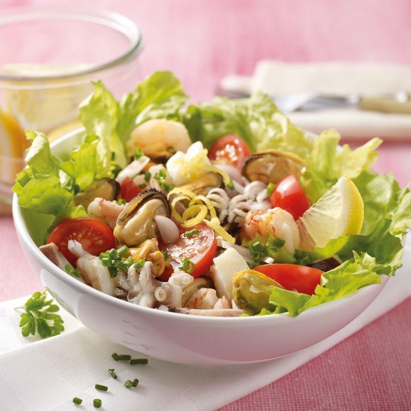 Meeresfrüchtesalat Rezepte Weight Watchers WW Rezepte - leichte und schnelle küche