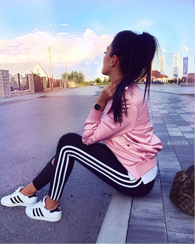 Photo adidas outfit Instagram By nakd jacket tb simple Jaanetkaa pqwBwd7