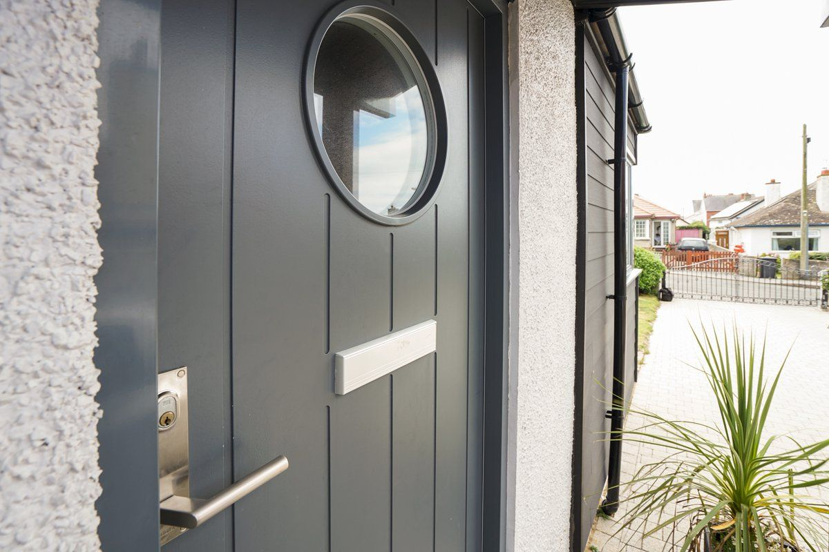 High Performance Composite Timber Door By Wwa Member