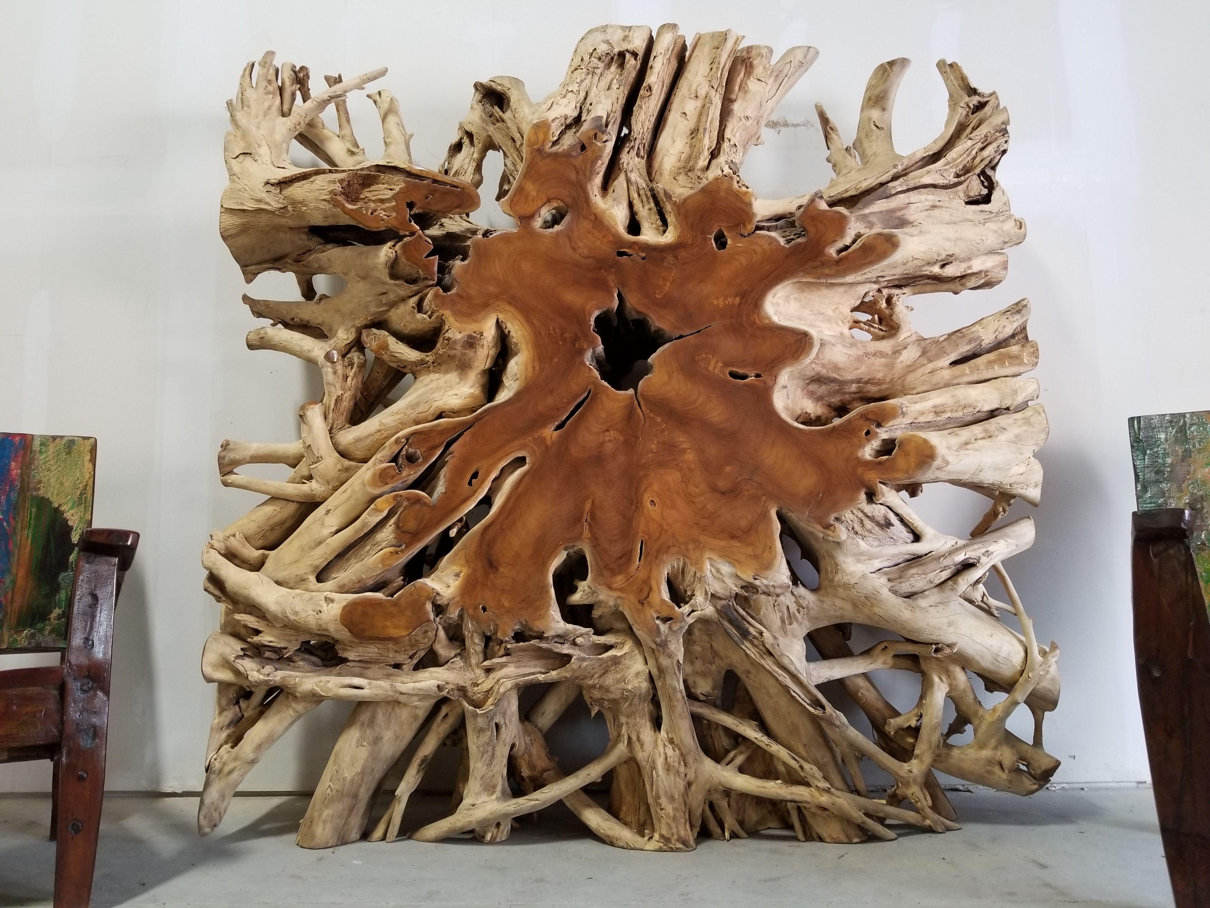 Teak Root Wall Art Wall Paneling Teak Wood Furniture Teak