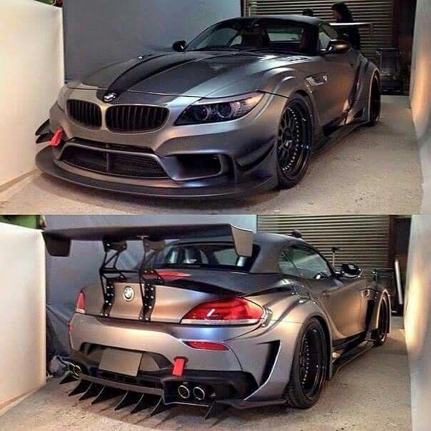 Bmw E89 Z4 Grey Super Mod Whips Whips Bmw Cars Bmw Z4 Cars