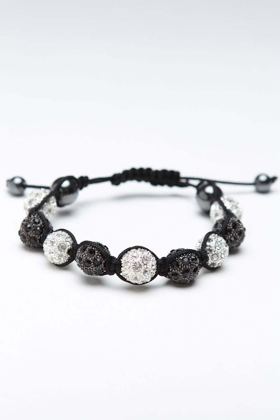 Ornaments of Shamballa by own hands: beautiful bracelets, earrings and beads