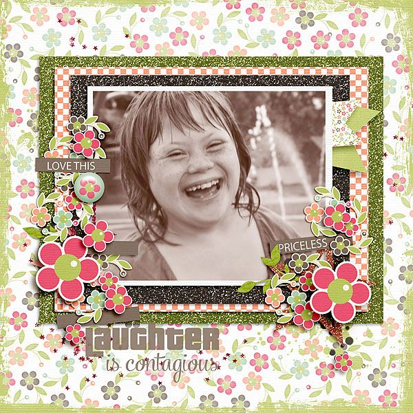 This page was made using  six pack kit: Something to Laugh About by Tami Miller and can be found here: https://www.pickleberrypop.com/shop/product.php?productid=38615&page=1