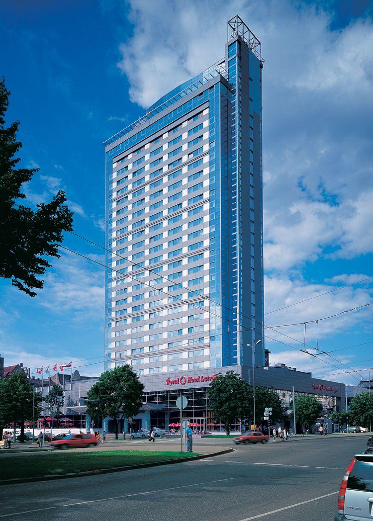 Modation Riga Reval Hotel Latvia