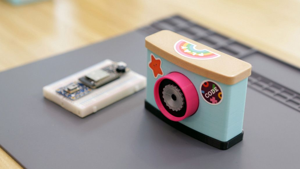 3d Print Your Own Thermal Imaging Camera Matthew Mensley 3d Printing 3d Printing News 3d Printing Diy