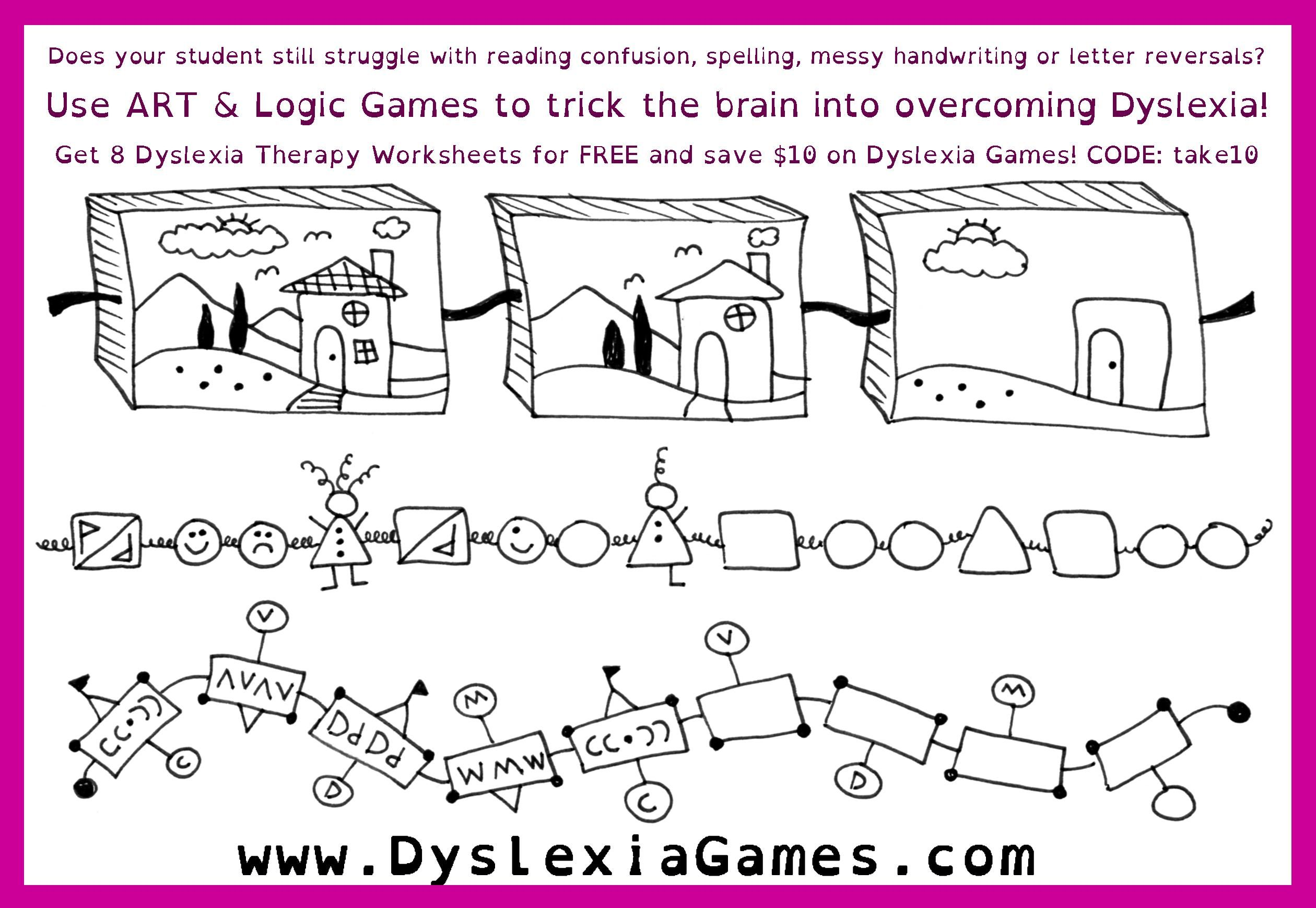 Worksheet Dyslexia Games For Kids 1000 images about dyslexia activities and tips on pinterest logic games spelling doodle books