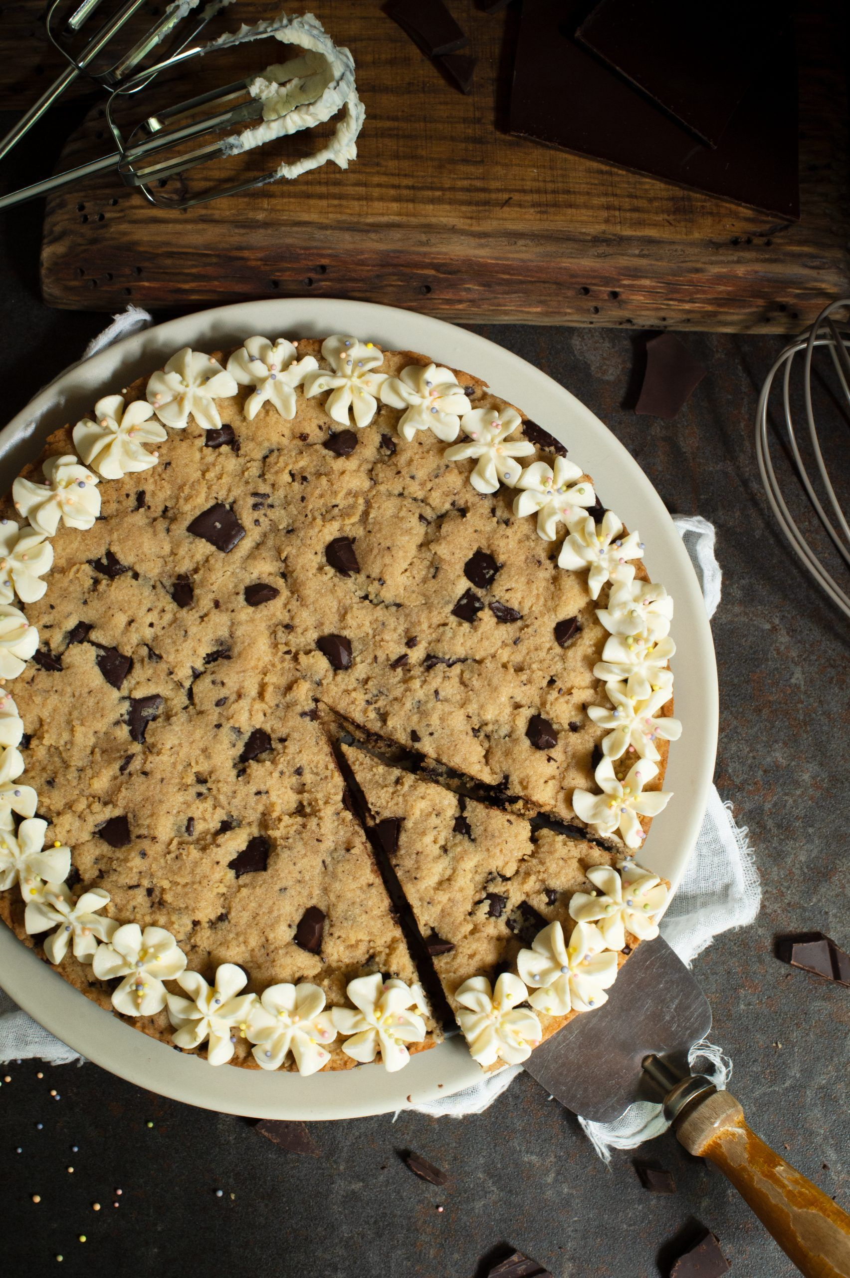 Keto cookie cake simply so healthy recipe in 2020