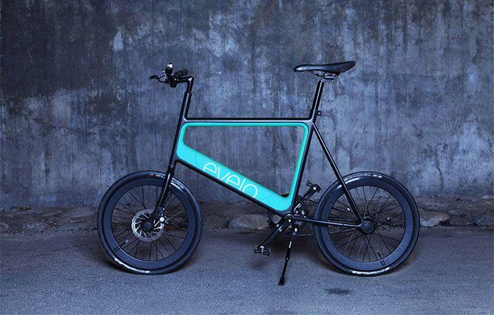 Evelo Red Dot Award Design Concept Bike Design Bicycle