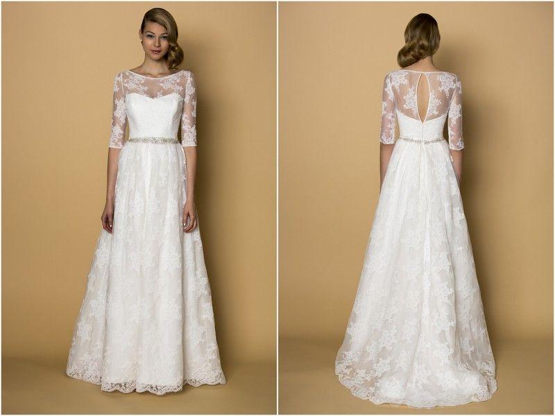 Toronto Wedding Dress Designs; Alyne Spring 2014 Bridal Collection ...